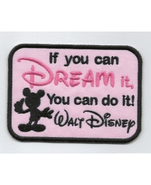 If you can dream you can do it
