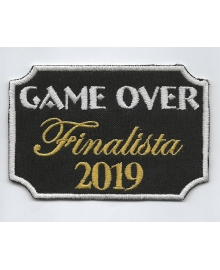Game Over - Finalista 2019.